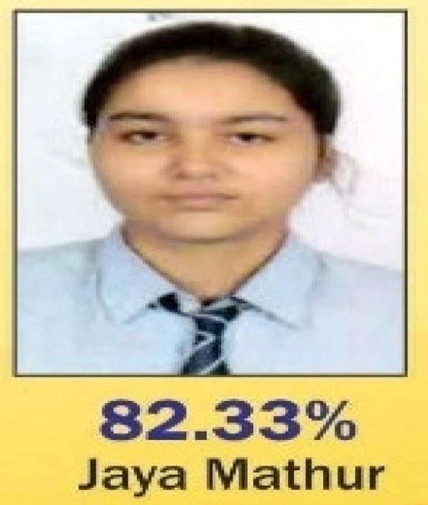 Jaya Mathur